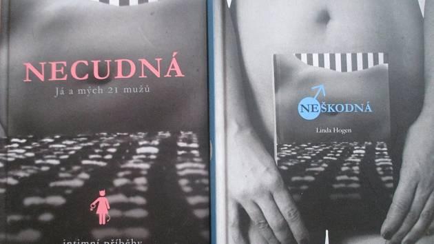 Dvě ze tří. Známá novinářka z Vysočiny se chystá dokončit sérii třetí knihou. Po Necudné a Neškodné přijde ještě jedno Ne. Ale s jakým dodatkem?