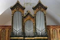 V neděli v Dlouhé Brtnici vysvětí zrekonstruované varhany. Nástroj pocházející z roku 1887 loni prohlásilo ministerstvo kultury movitou kulturní památkou.