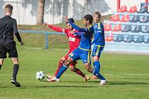 Velké Meziříčí nečekaně padlo. Juniorka FC Vysočina si na jeho hřišti připsala výhru 5:0!