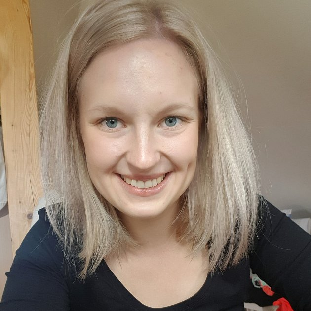 Andrea Petráková, 23let, studentka, Pelhřimov