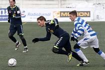 Jihlavští fotbalisté prošli základní skupinou Tipsport ligy jako nůž máslem. Stejně jako loni tak mají možnost zahrát si semifinále populárního turnaje. V cestě za obhajobou jim stojí vítěz skupiny D Sigma Olomouc.