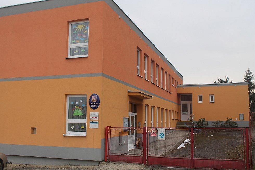 Také školka je v současnosti zavřená i v Kamenici.
