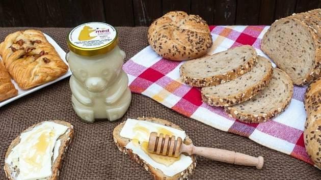 Do projektu se zapojila například kozí farma z Olešenky nebo včelaři z Lubna u Habrů.