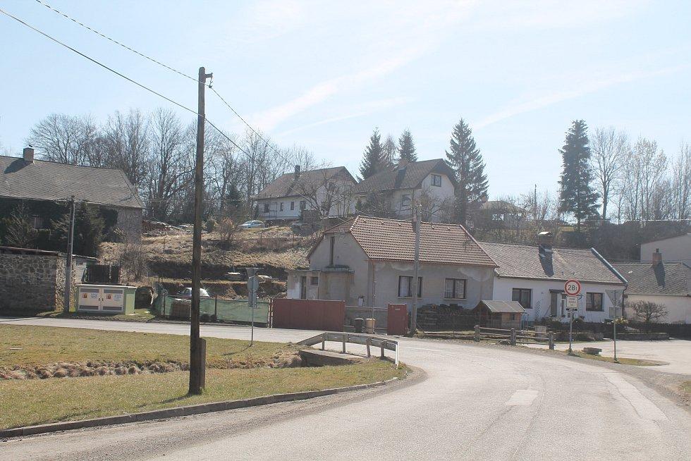 Puklice na Jihlavsku si zachovávají venkovský nádech.