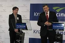 O projekt Bezpečná nemocnice se zajímá i ministryně zdravotnictví Dana Jurásková.