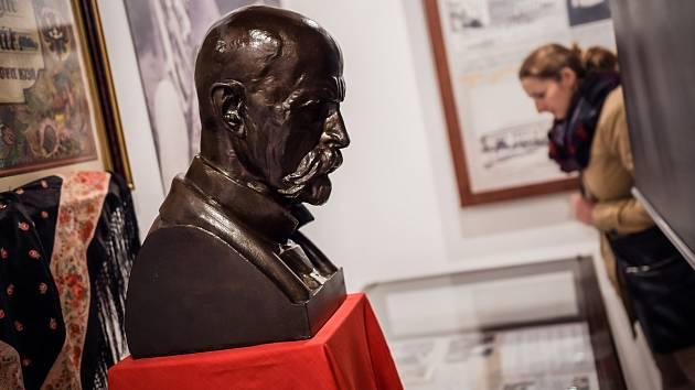 První československý prezident Tomáš Garrigue Masaryk, ilustrační foto