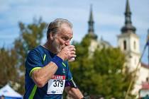 Jan Mráka začal kvůli narůstajícím kilomgramům před osmi lety běhat a nyní si bez této aktivity nedovede představit svůj život.
