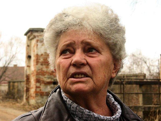 V mlýně jsem se narodila, vzpomíná Marie Synková.