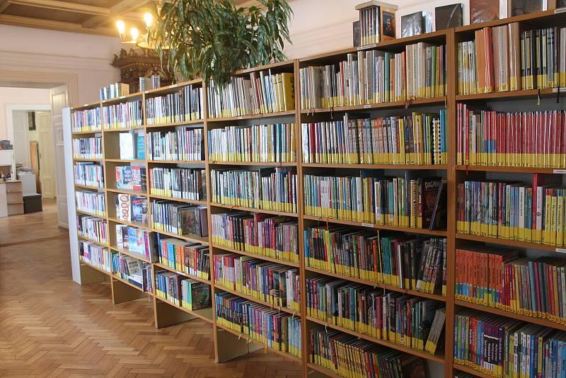 Velký úspěch městyse - Knihovna roku 2019.