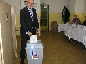 Jan Tecl, lídr ODS na Vysočině.