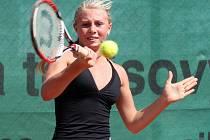 Anna Naumová patřila k benjamínkům třebíčského týmu. Ve dvouhře ale odvedla solidní výkony, v deblu však ještě potřebuje získat správné návyky, a hlavně zkušenosti.