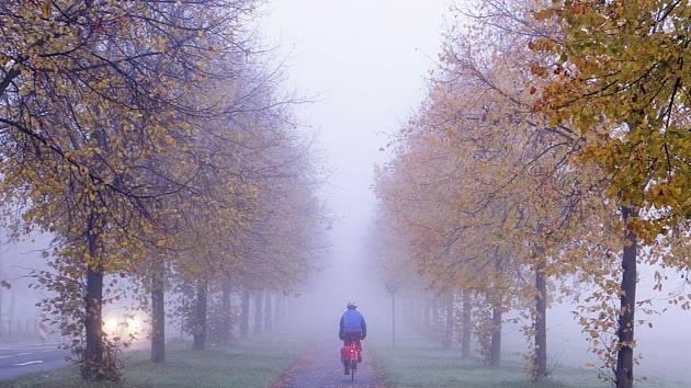 Podzimní počasí. Ilustrační foto