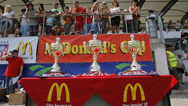 McDonald's Cup 2008 - předávání cen