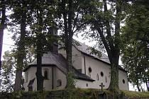 """Svou vlastní """"keš"""" má i kostelík svatého Jana Křtitele na Jánském kopečku. """"Kačer"""" by si měl z tohoto místa odnést letopočet z korouhvičky na zvoničce. K čemuž ovšem potřebuje denní světlo a dalekohled. Ilustrační foto."""