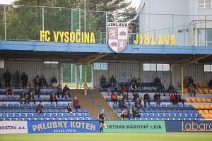 Fotbalový stadion FC Vysočina Jihlava