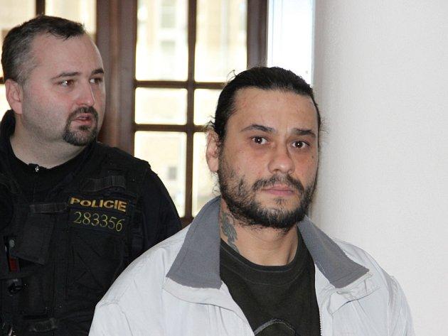 Okresní soud v Jihlavě vzal do vazby Vojtěcha Farkaše. Důvodem je, že by mohl trestnou činnost opakovat. Byl odsouzen několikrát, z toho dvakrát za loupež. Za to dostal pět a sedm let vězení. Poslední výkon trestu si odpykal loni, propuštěn byl v září.