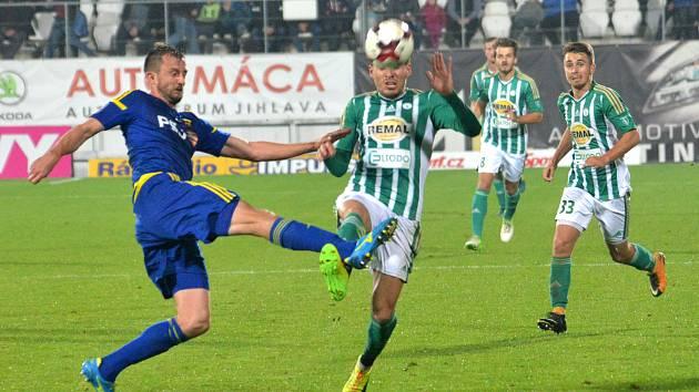 V prvoligové sezoně 2017/2018 Vysočina Jihlava s Bohemians získala ze dvou utkání jediný bod. Proti Klokanům se jim nedařilo ani letos v přípravě, když dvakrát prohráli o tři góly.