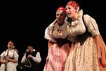 V Jihlavě se představily folklorní soubory.