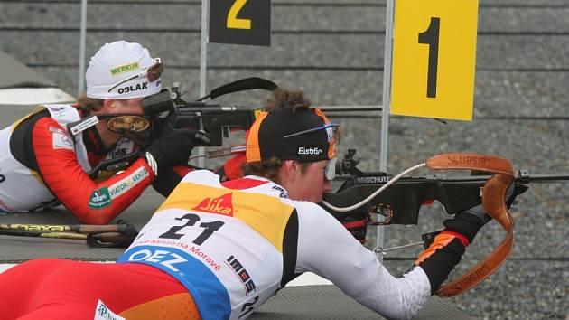 Křest biatlonového areálu v Novém Městě zajistil loni Evropský pohár. Šampionát evropského kontinentu je dalším krokem v honbě za mistrovstvím světa.