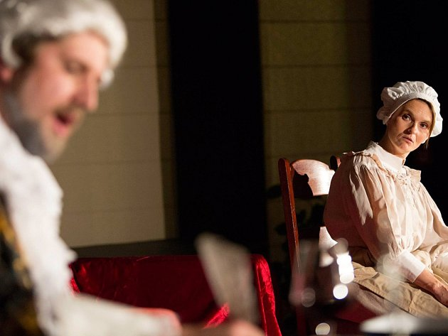 Neziskové sdružení Inspiration Tchèque Brusel v čele s bývalým zaměstnancem Horáckého divadla Petrem Malůškem dnes přiveze do Jihlavy hru Casanova a Krumbajglová.