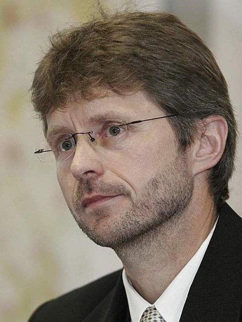 Miloš Vystrčil, hejtman kraje Vysočina.