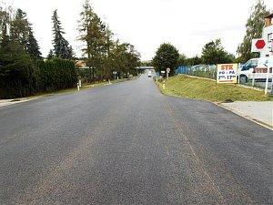 Po víkendu už bude úsek z Jihlavy zřejmě bez semaforů