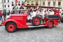 Premiéra akce názvem Fire – Trophy 2009 s výstavou unikátních funkčních exponátů nadchla stovky zvědavců v sobotu na Masarykově náměstí v Jihlavě a v neděli dopoledne v Telči.