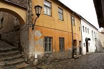 Starý židovský dům v Třebíči
