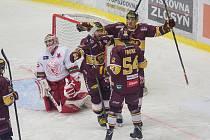 Jihlavští hokejisté se představí doma. Poprvé se budou prát o body s nováčkem z Kolína.