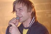 Support Lesbiens - na snímku zpěvák Kryštof Michal