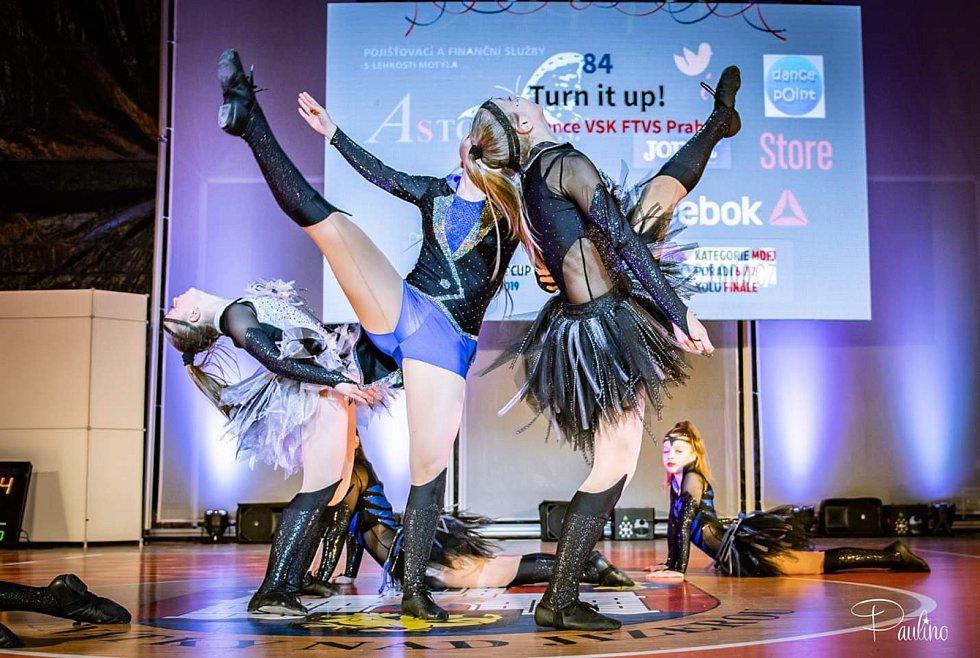 Soutěž v Maďarsku byla pro tanečníky z Vysočiny úspěšná.