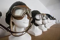 Výstava o československých letcích je opět otevřená.