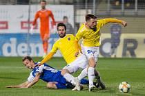 Fotbalisté Vysočiny potvrdili, že se jim proti Vlašimi dlouhodobě daří. Vyhráli deváté z deseti vzájemných utkání.