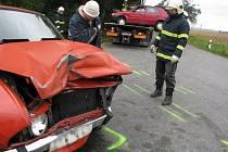 Tragická nehoda u Zhoře.