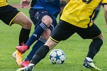 Okresní fotbalové soutěže pokračovaly zápasy 6. a 4. kola.