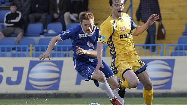 FC Vysočina udolala ve středu v dohrávce 18. kola II. fotbalové ligy soupeře z Vlašimi 3:0.