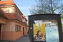 Jihlavské kino Dukla.