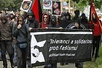 Shromáždění neonacistů, které se konalo v červnu 2009 v Jihlavě, ukončil magistrát hned po jeho zahájení.
