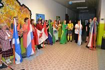 Ve Zhoři jsou tématem letošního roku olympijské hry.