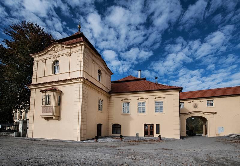Premonstrátský klášter Želiv.