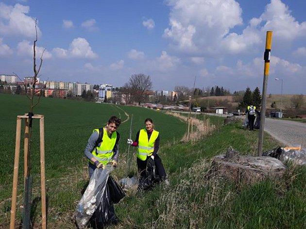 Do tradiční akce Čistá Vysočina se zapojilo dvaadvacet tisíc dobrovolníků.