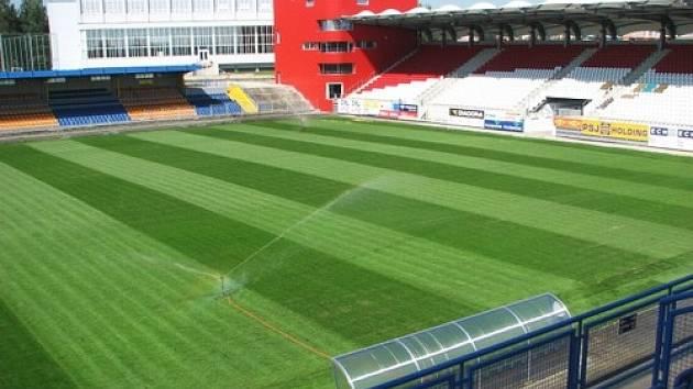 Stadion FC Vysočina.