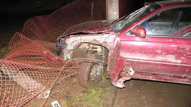 Opilý řidič nevlastnil řidičák, navíc nadýchal 3,1 promile alkoholu