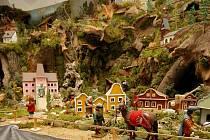Pro přeshraniční spolupráci je připravena třeba putovní výstava nazvaná České a rakouské betlémy. Ilustrační foto.