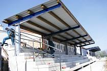 Modernizovaný stadion v Polné