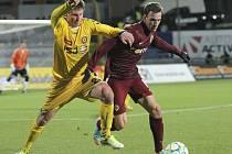 Jihlavští fotbalisté dosud nedokázali Spartu porazit. Pátý ligový pokus mají k dispozici v neděli večer.