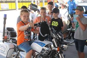 Akce na jihlavských Březinkách byla zaměřena na děti.