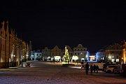 Vánoční Prázdniny v Telči.