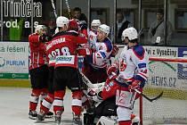 Havířovští Panteři přijedou dnes na led Třebíče. Poslední tým tabulky plánuje přerušit sérii jedenácti zápasů bez vítězství.