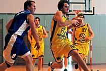 Jihlavští basketbalisté vyhráli play off oblastního přeboru, a po dvou letech budou hrát druhou ligu.